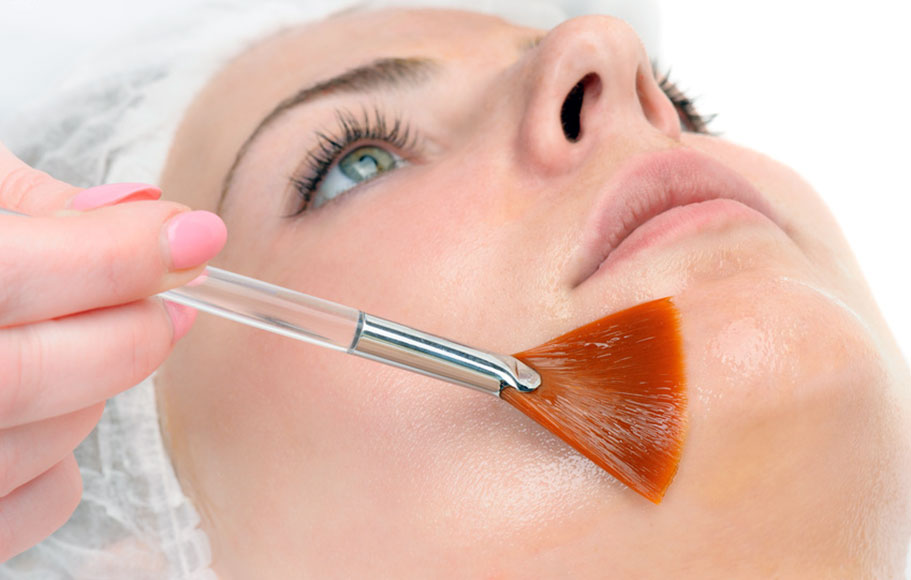 Peeling du visage Exopeel à Annonay en Ardèche - Dr Verron